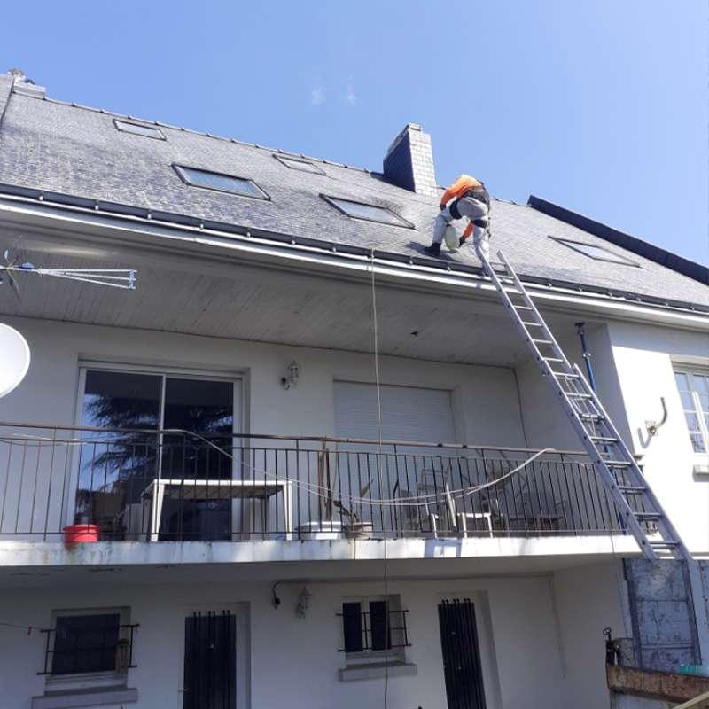 MF Couverture Couvreur sur Nantes 44000